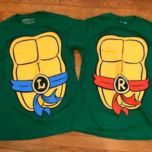 Teenage Mutant Ninja Turtles T-shirts